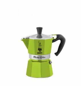 Cafetera Italiana Bialetti de 6 tazas color verde