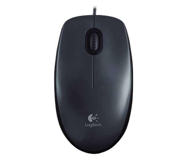 Mouse Logitech M100 usb - 0