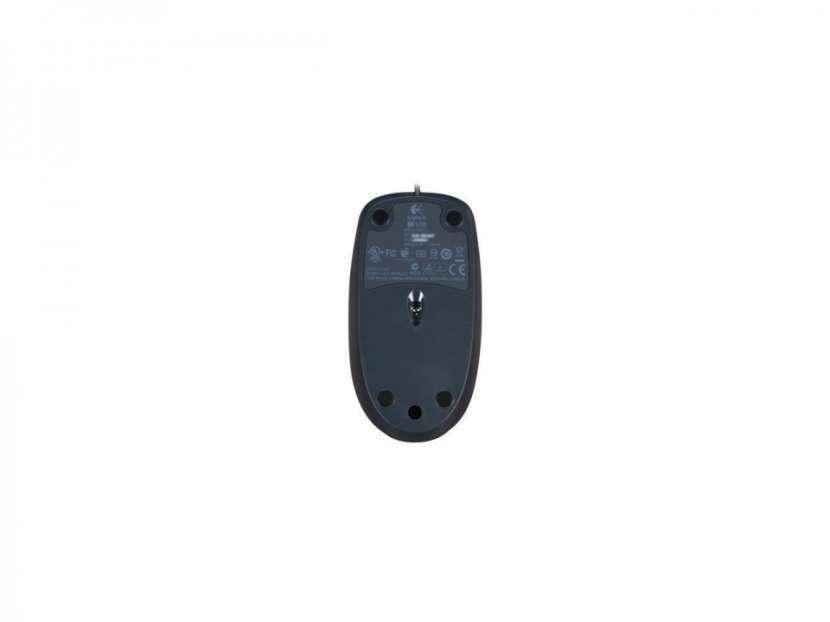 Mouse Logitech M100 usb - 4