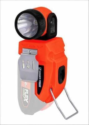 Linterna led a batería recargable 18V 9993188 Dowen Pagio