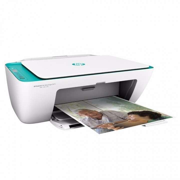Impresora HP Deskjet 2675 wifi multifunción - 2