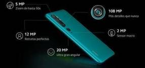 Xiaomi Mi Note 10 128 gb