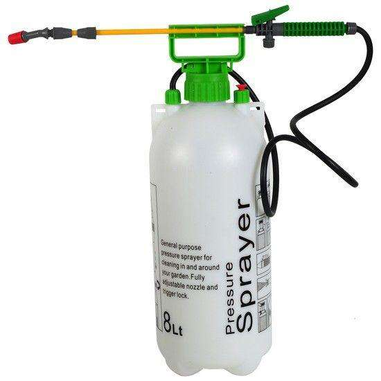 Fumigador de 8 litros - 0