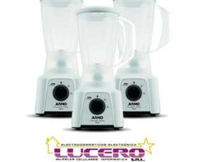 Licuadora Arno lq12 power mix blanca 550w