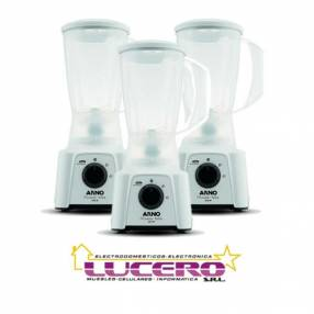 Licuadora Arno lq12 power mix blanca 550w