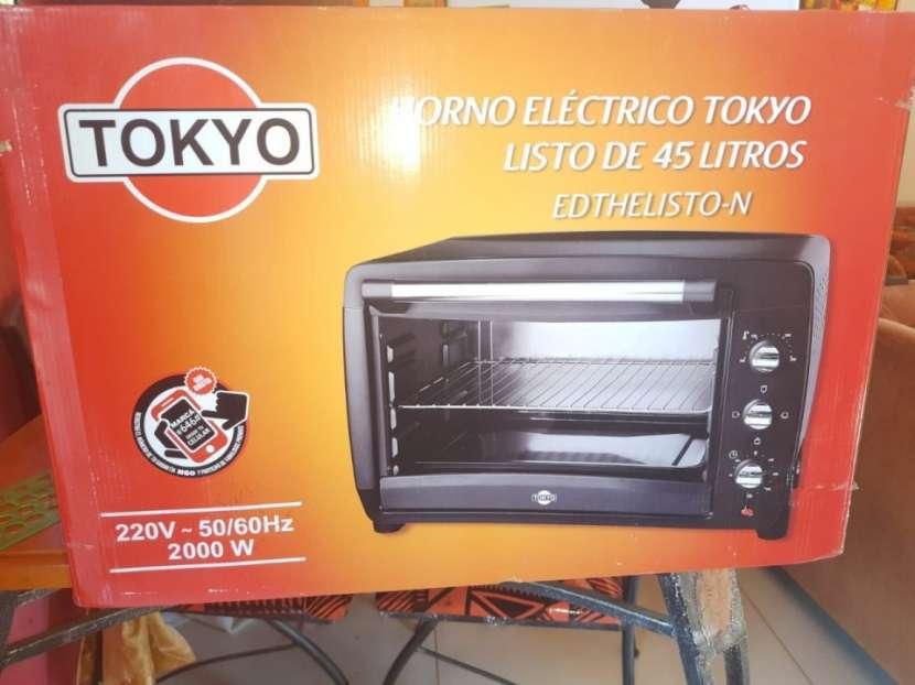 Horno eléctrico Tokyo Edthelisto-n 45 litros - 1
