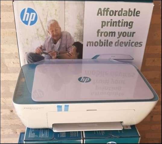 Impresora multifunción HP 2675 wifi - 1