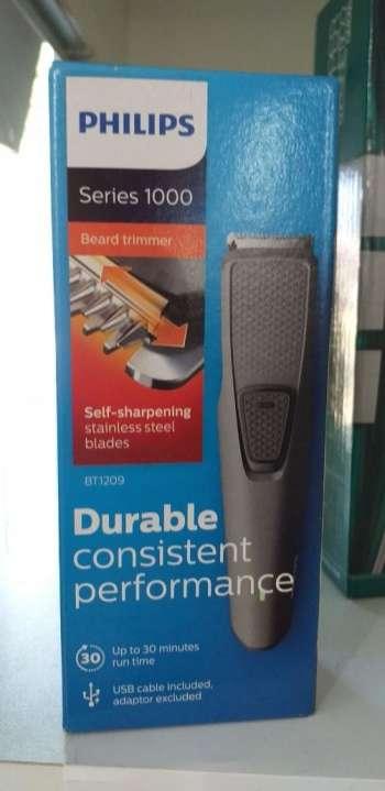 Corta barba Afeitadora Philips Bt1209/15 - 1