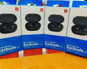 Auricular Xiaomi Redmi Earbuds negro