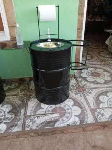 Lavatorio de manos portátil - 0