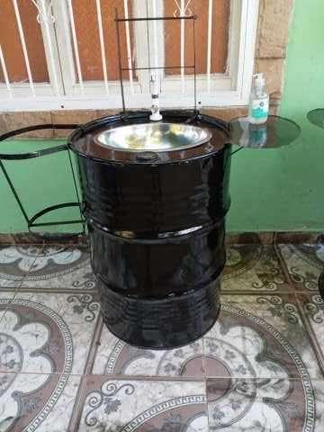 Lavatorio de manos portátil - 1