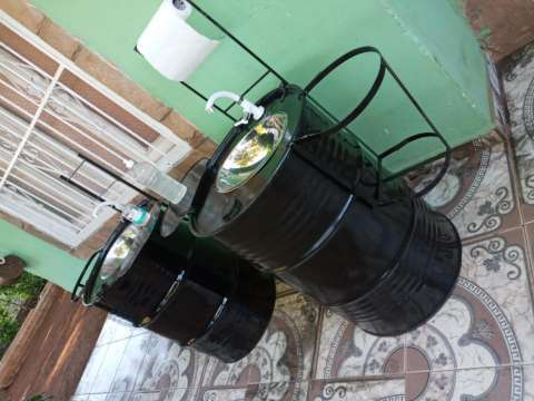 Lavatorio de manos portátil - 3