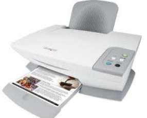 Impresora Lexmark X1270 multifuncional