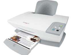Impresora Lexmark X1270 multifuncional - 0
