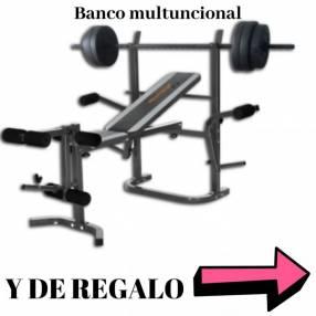 Banco multifuncional
