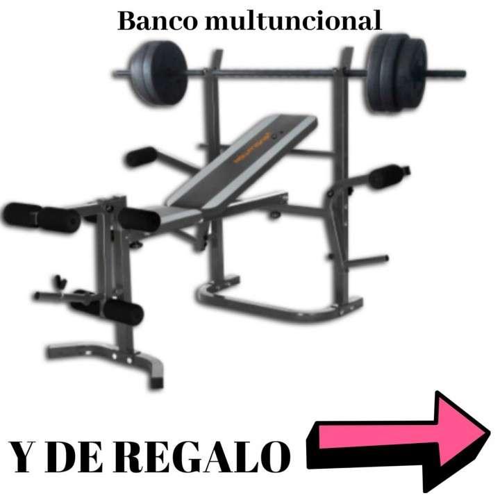 Banco multifuncional - 0