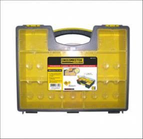 Organizador plástico 420x330x50mm 9931074