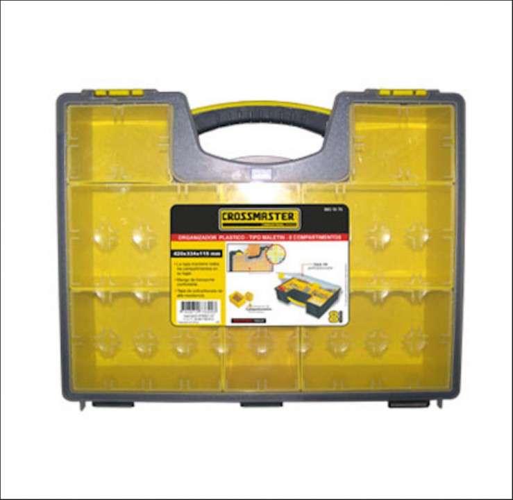 Organizador plástico 420x330x50mm 9931074 - 0
