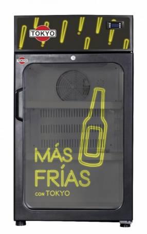 Visicooler para cerveza Tokyo digital 140 litros