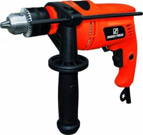 Taladro eléctrico con percutor 13mm 600W 9993808