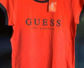 Remeras Guess original