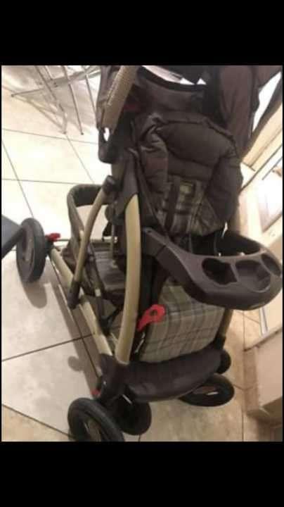 Set graco carrito con baby set y soporte para el vehículo - 1