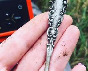 Detector de metal - oro - pepita - tesoro