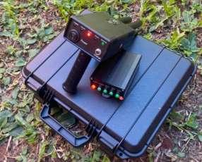 Varilla direccional detector larga distancia