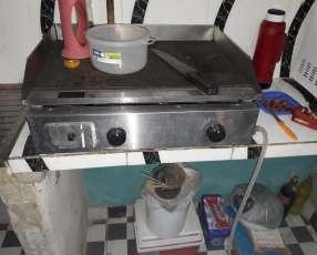 Plancha .lomitera .fritadora eléctrico