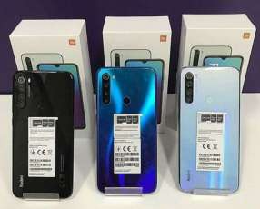 Xiaomi Note 8 de 128 gb