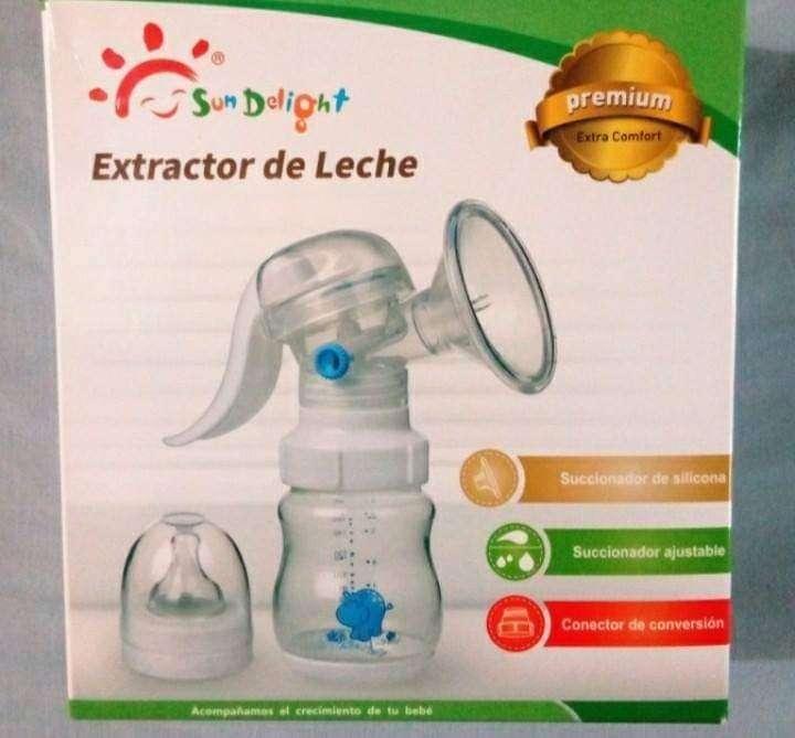 Extractor de leche SunDelight - 0