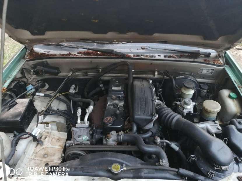 2 JMC 2012 motor 2800 diésel común mecánico - 1