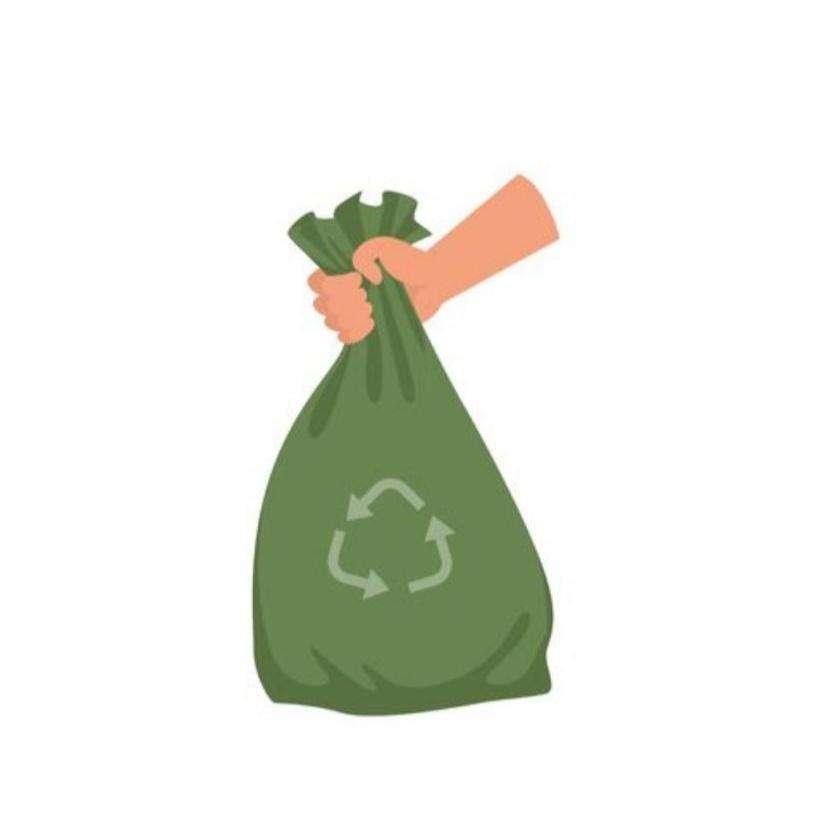 Bolsas de basura - 0