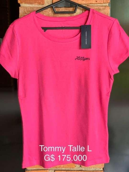 Remera nueva Tommy original con etiqueta - 4