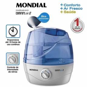Humidificador Mondial Comfort Air 2 NUA-02 30W de 2.2 litros