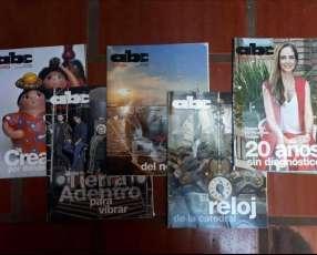 Revistas Dominicales ABC Color