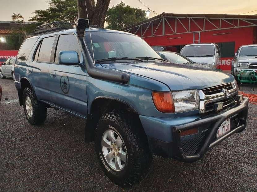 Toyota runner volante original titulo 1997 - 0