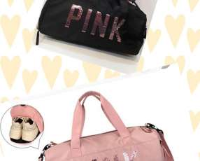 Bolsones Multiuso pink
