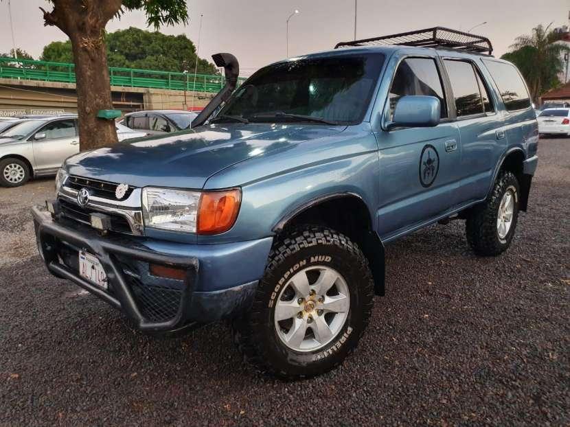 Toyota runner volante original titulo 1997 - 2