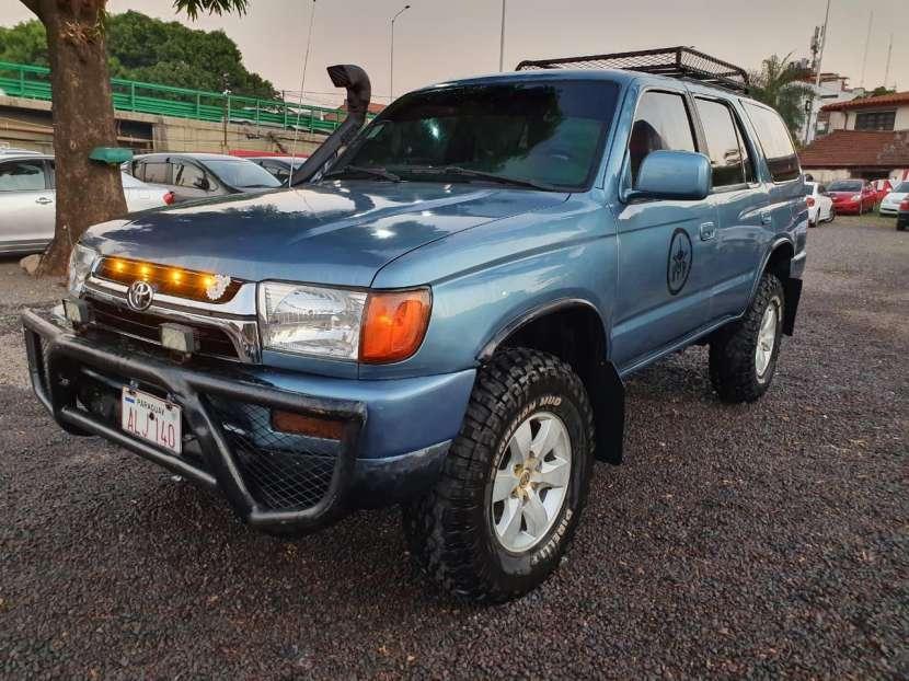 Toyota runner volante original titulo 1997 - 4