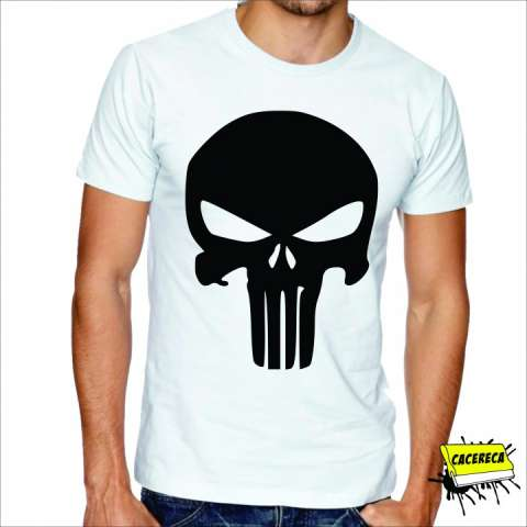 Remera The Punisher