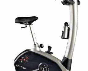 Bicicleta ergométrica magnética Sportop MDL B870P Plus
