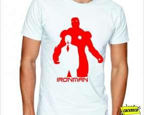 Remera Tony Stark Iron Man