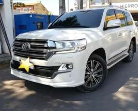 Toyota Land Cruiser 2018 diésel automático
