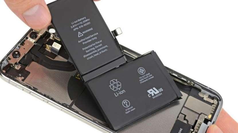 Batería iPhone X - 0