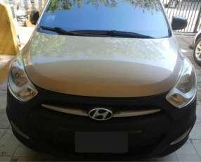 Hyundai i10 2012 motor 1100 naftero automático