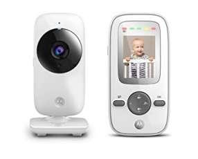 Monitor digital para bebes motorola