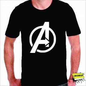 Remera Avengers