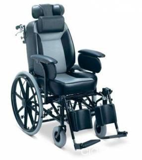 Silla de ruedas neurológica, Reclinable, Súper cómoda en Py