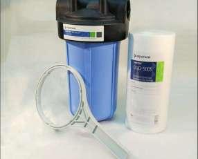 Purificador de agua carcasa BB 10 Pentair